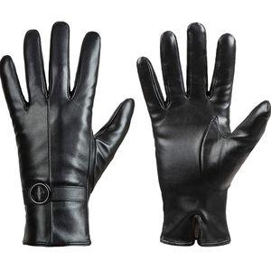 🆕️ Lambskin Leather Lined 100% Italian Cashmere